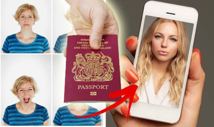 Uk Passport Application New Rules Allow You To Take Your Photo On