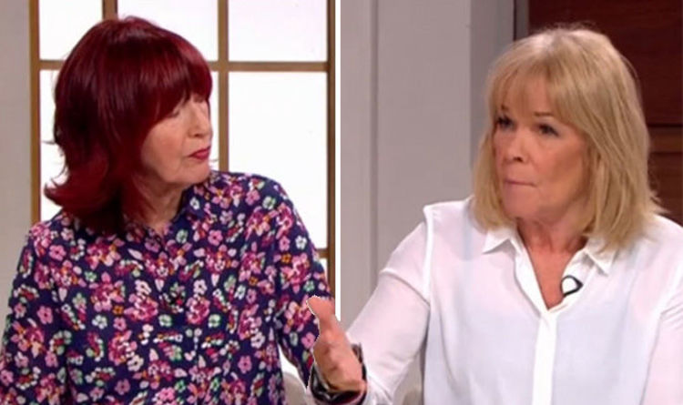 2a56c9ed2fa7a Loose Women  Janet Street-Porter slated by viewers for Linda Robson  body  shaming  swipe