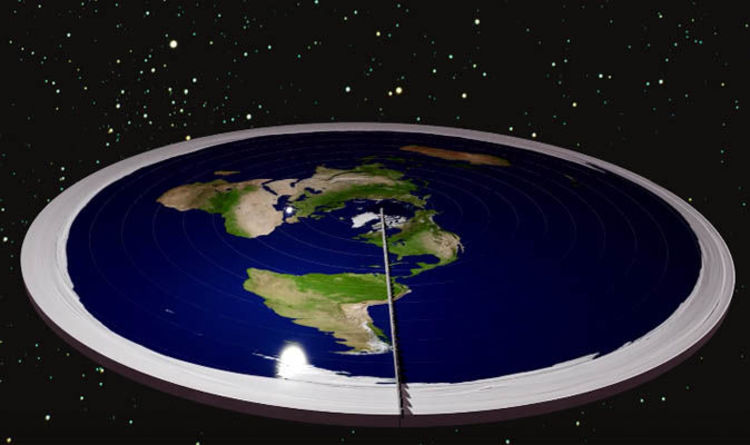 74f0093be3c Flat Earth BOMBSHELL  Shock claim Australia  is NOT REAL and never existed