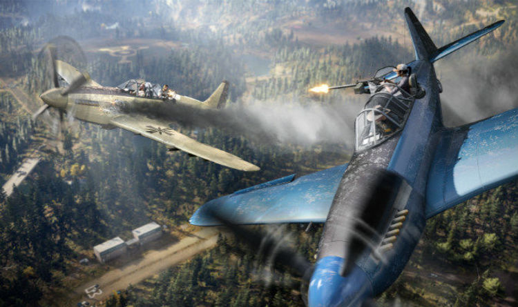 Far Cry 5 Review Brilliant Open World Expansion Comes At A Price Gaming Entertainment Express Co Uk