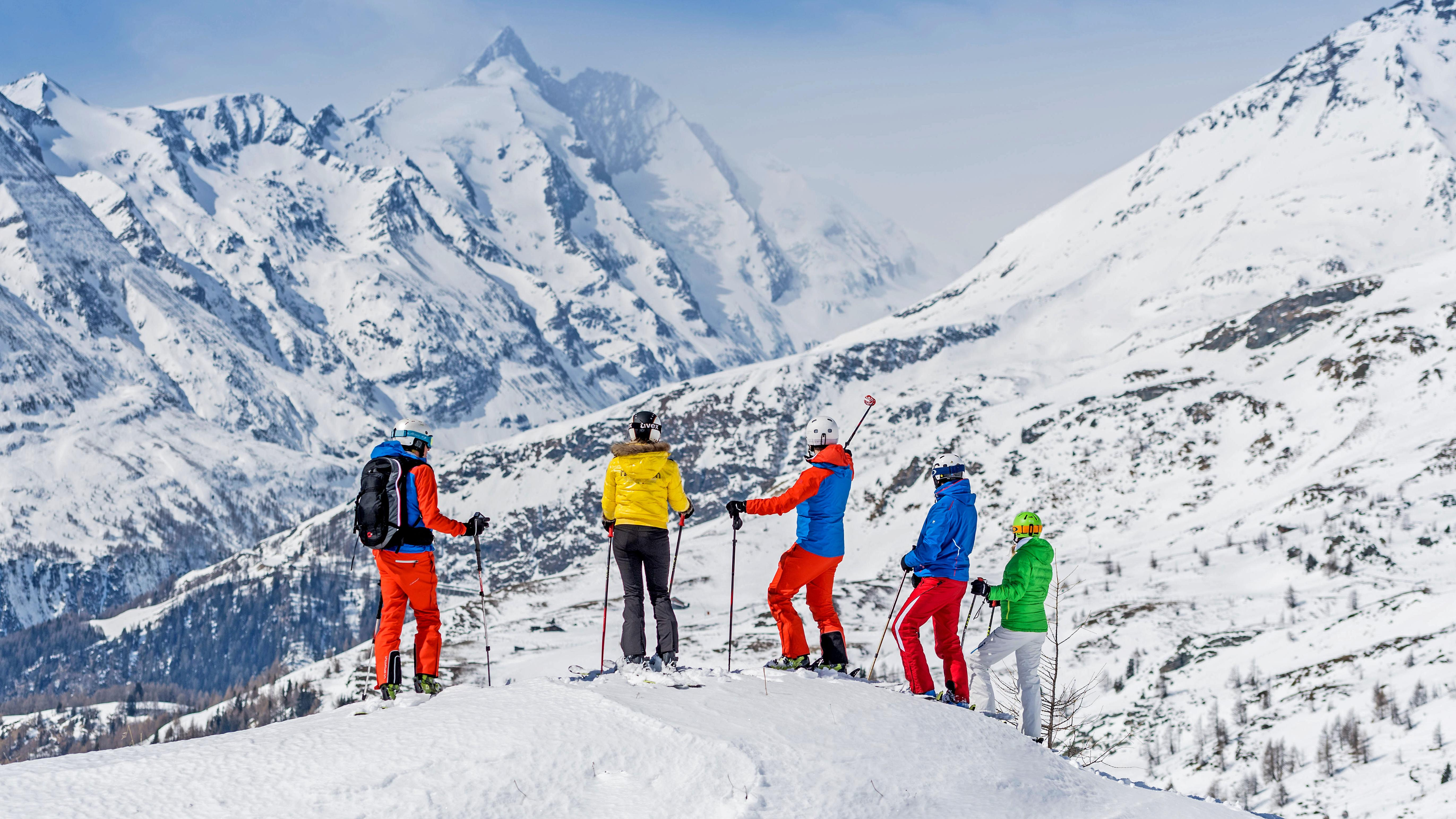 secret skiing: the pistes that austrians keep to themselves | travel