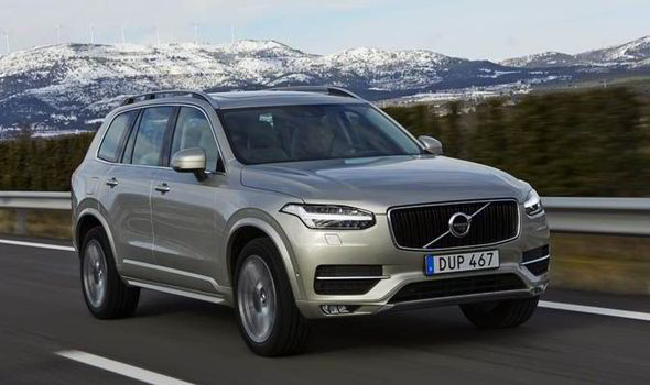 The New Volvo Has Been Long Awaited And Comes 13 Years After Its Predecessor