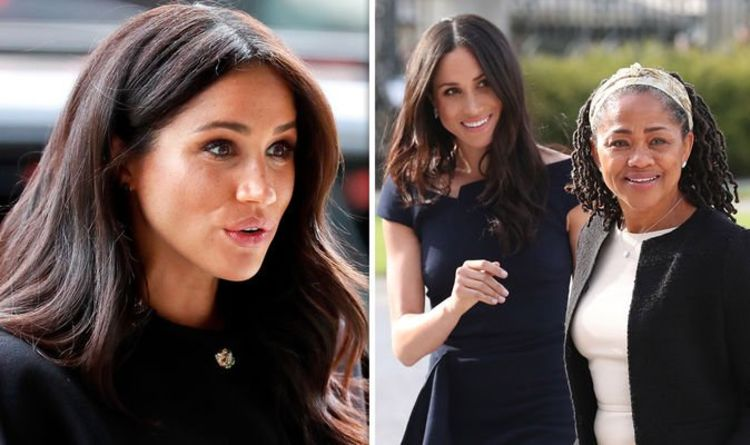 Image result for Doria Ragland Meghan Markle