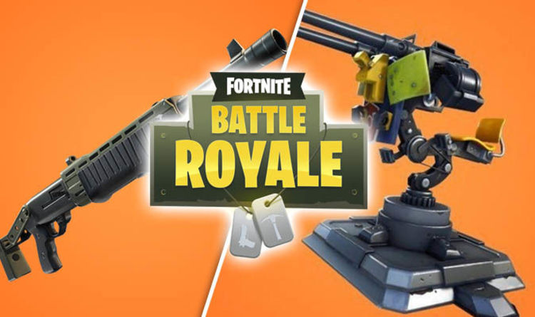 Fortnite Update 6 31 Early Patch Notes New Shotgun Mounted Turret