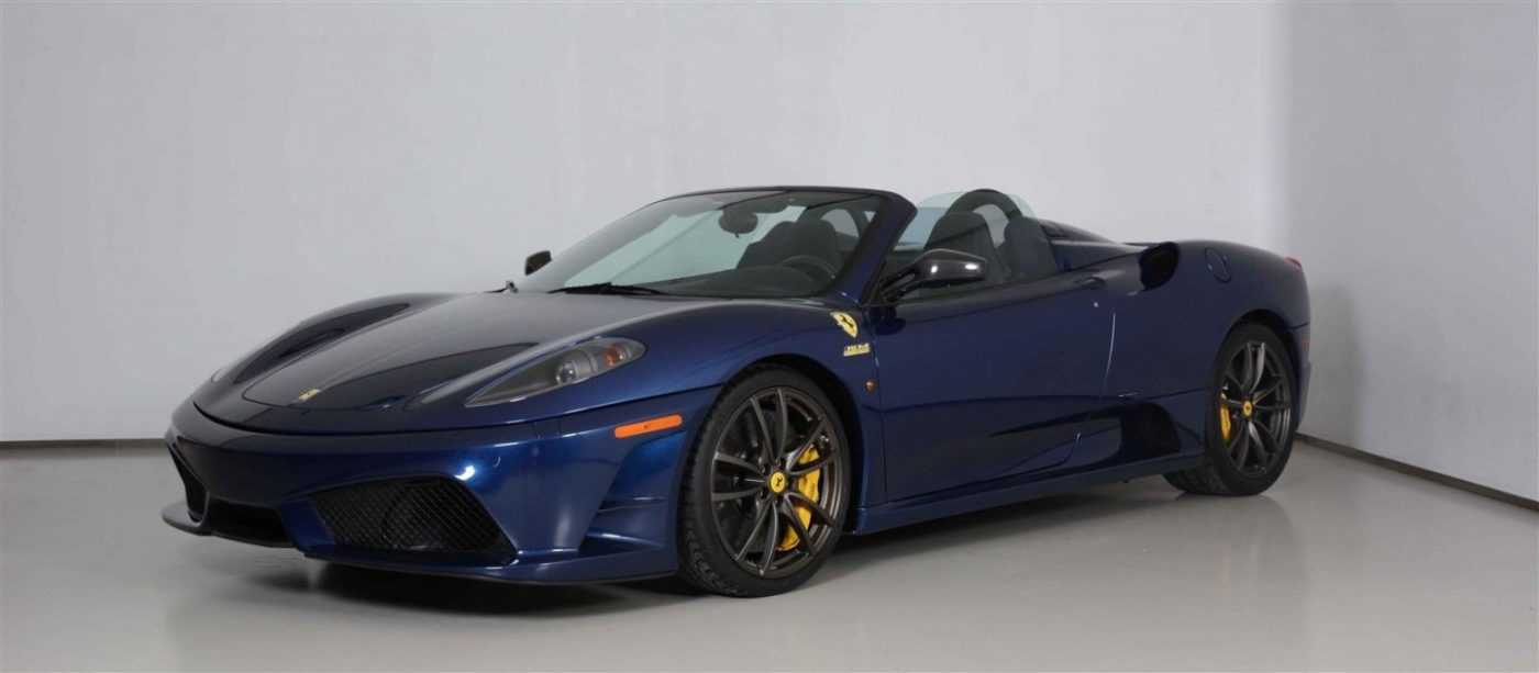 Ferrari F430 Specs Price Photos Review The World S Best Coupe