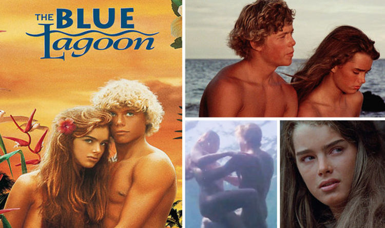 The Blue Lagoon EXCLUSIVE clips: Controversial Brooke Shields film gets new  UK release