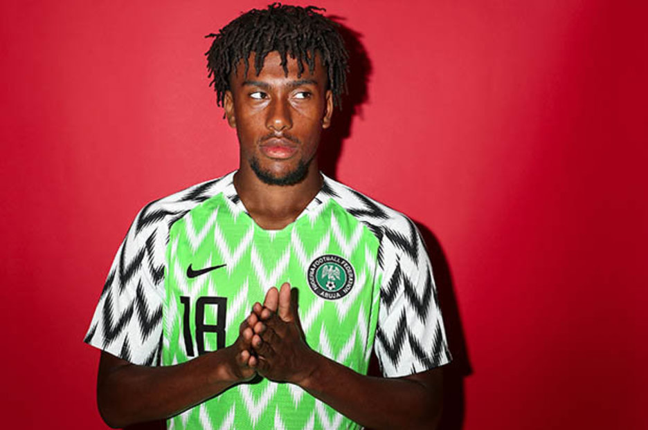 68eaf9eff World Cup 2018 kits  How and where to buy the stylish Nigerian World Cup  kit