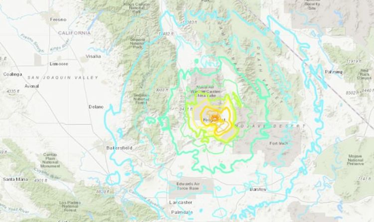 California earthquake: Where is Ridgecrest CA? Are there any ... on map of natrona county, map of san bernardino county, map of fresno county, map of routt county, map of stone county, map of los angeles county, map of du page county, map of chicot county, map of storey county, map of pope county, map of grant county, map of missouri county, map of el dorado county, map of ventura county, map of tulare county, map of washington county, map of young county, map of chattooga county, map of tippah county, map of fisher county,