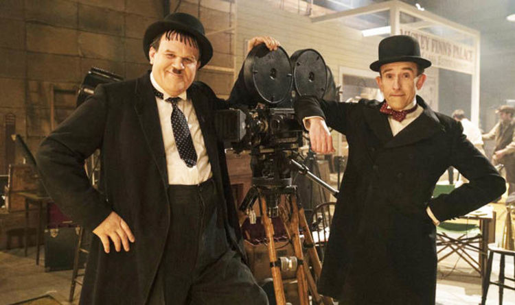 Stan and Ollie trailer: FIRST LOOK at Laurel and Hardy movie – WATCH ...
