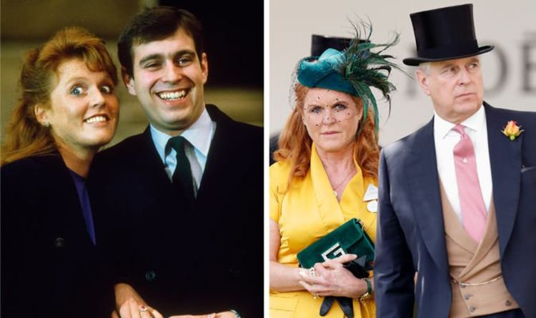 Prince Andrew Mistake How Marriage To Sarah Ferguson Was
