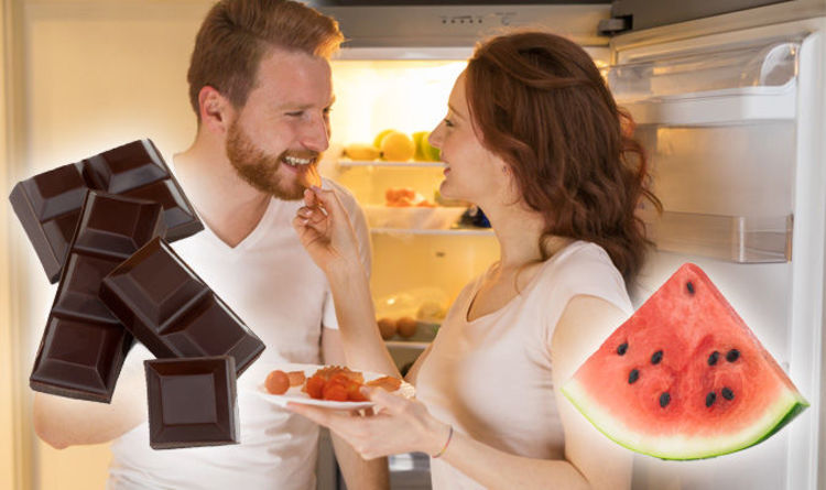 Foods for female sex drive