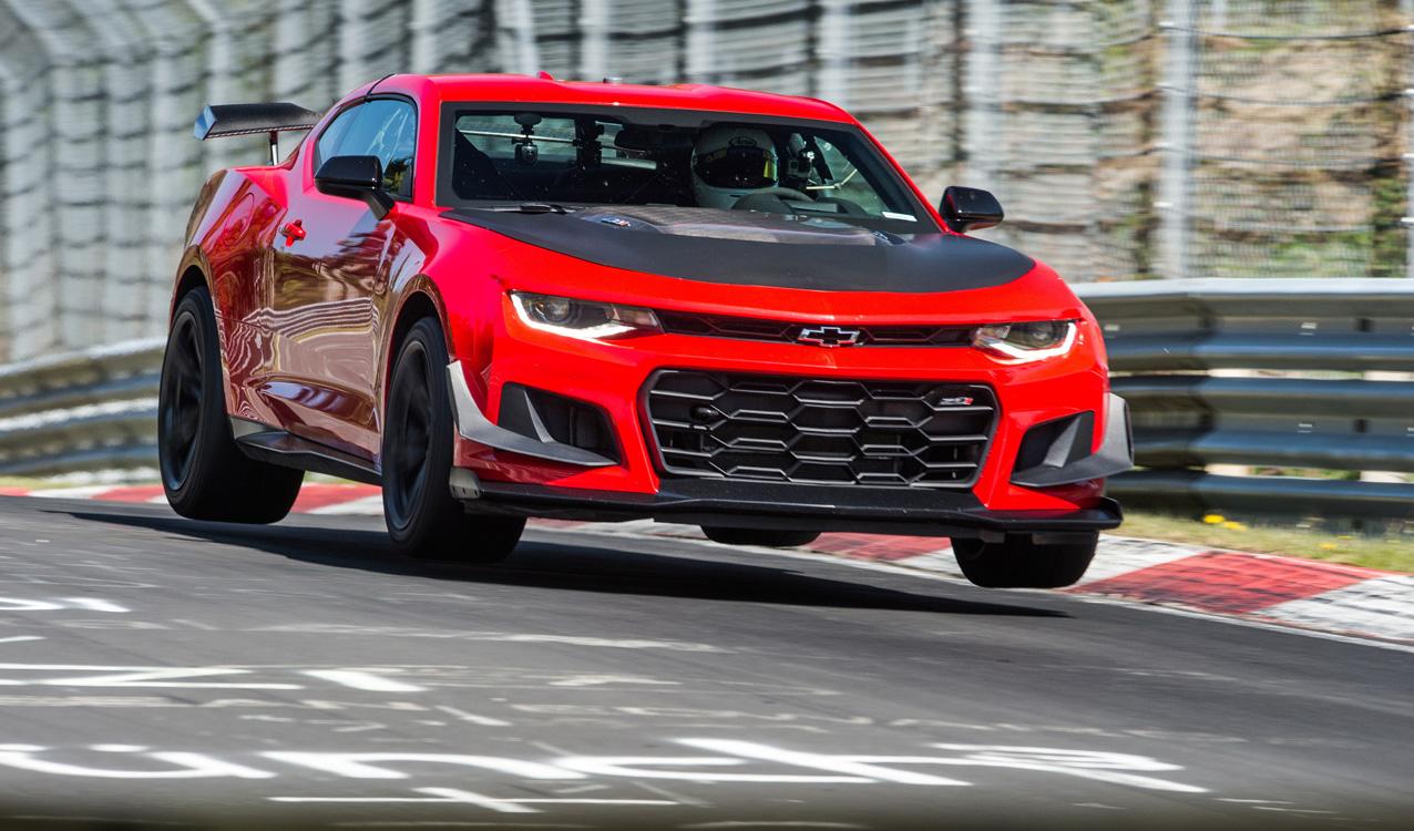 Zl1 1le Price >> 2018 Chevrolet Camaro Zl1 Price Specs Review