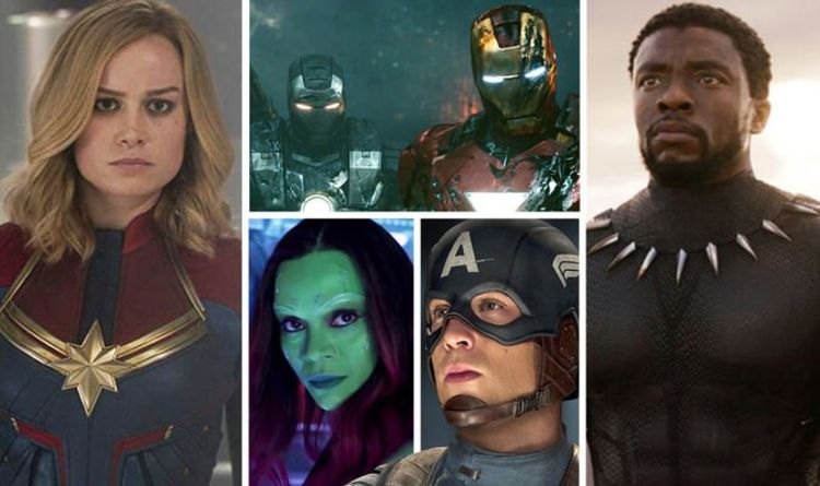 designer fashion 7c4ff fa002 Marvel movies RANKED  From Iron Man to Avengers Endgame, here s how the MCU  shapes up