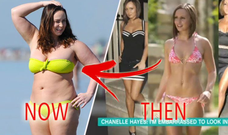 Chanelle Hayes Weight Loss Former Big Brother Star Reveals Bikini Diet Express Co Uk