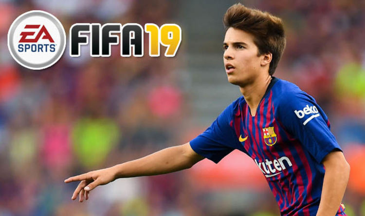 b9b3dbdda67 FIFA 19 wonderkids  Career Mode best young players – Top 22 highest  potential teenagers