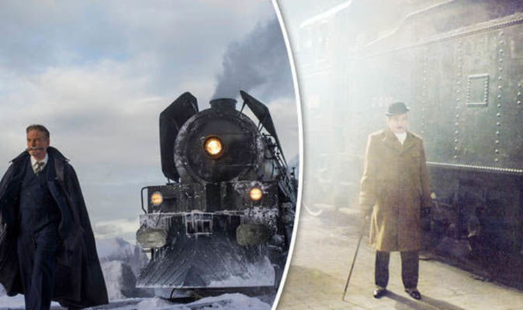 murder on the orient express chapter titles