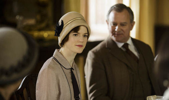 downton abbey series 6 episode 4 tv review a credible and story