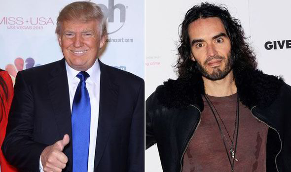 Who is russell brand dating 2019 election