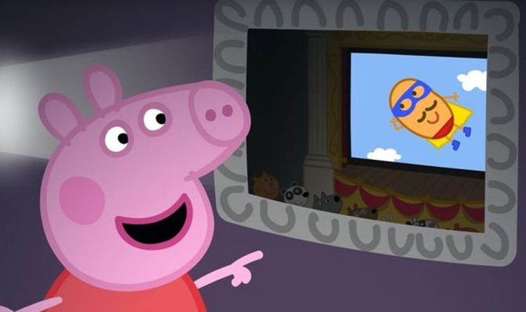 mr pig movie characters