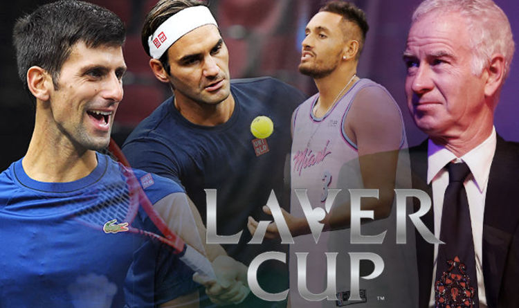 Laver Cup 2018 results  Team Europe WIN - Roger Federer and Zverev seal  Chicago glory  4d2f38797d520