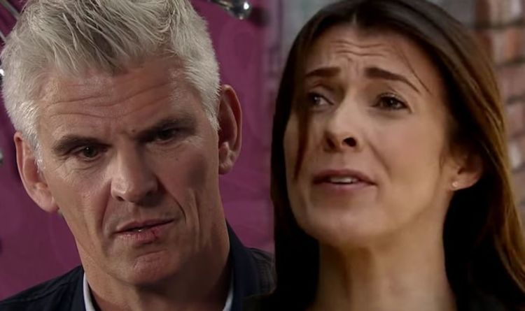 Coronation Street spoilers Robert Preston to exit as he