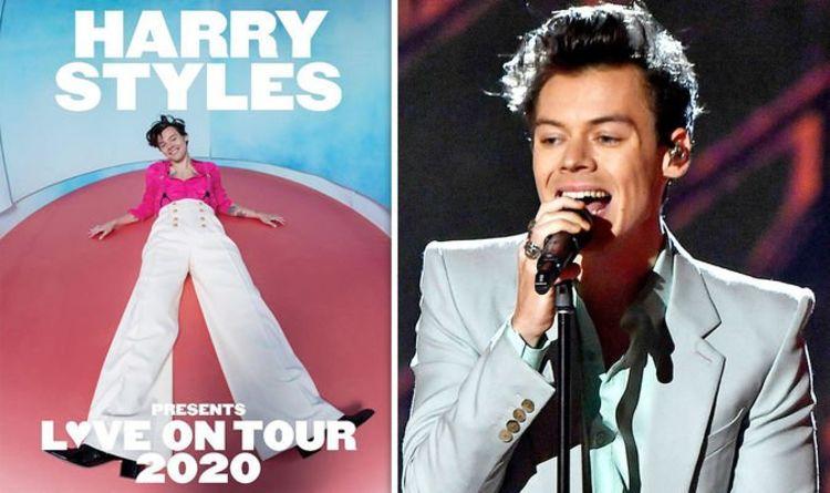 Ariana grande deutschland tour 2020