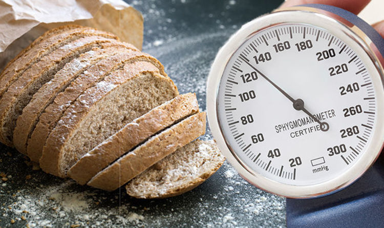 High blood pressure: Eat this type of bread if you want to lower your blood  pressure | Express.co.uk