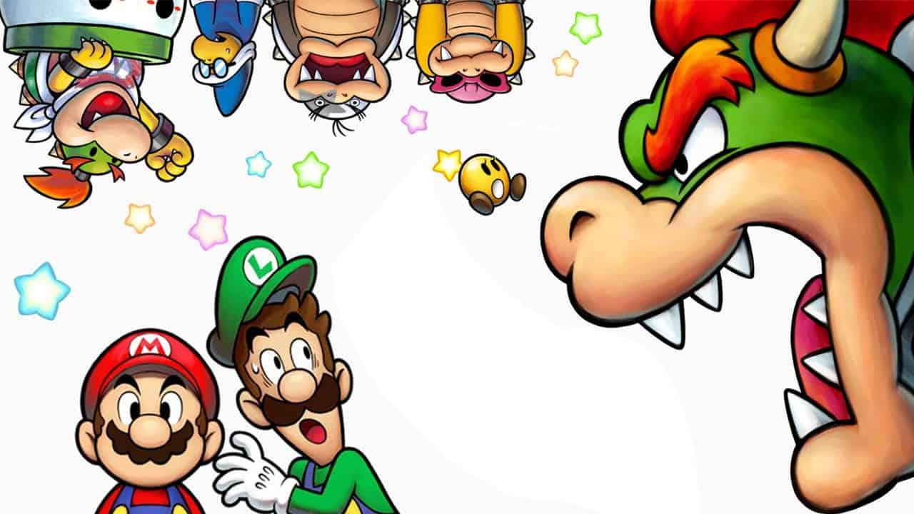 Mario And Luigi Bowser S Inside Story Bowser Jr S Journey 3ds
