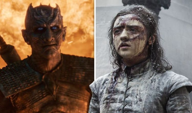 Game of Thrones: Night King killed by Arya Stark when he made a