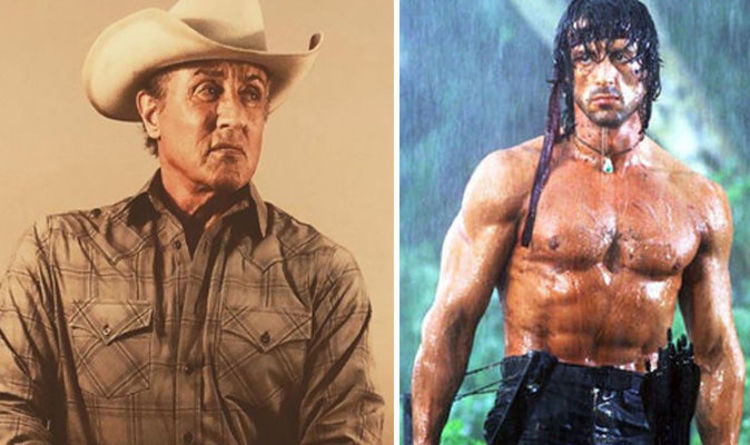 Rambo 5 FIRST official pictures of Stallone in costume and