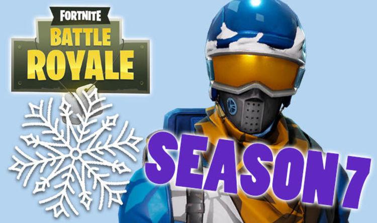 Fortnite Season 7 Huge Battle Royale Leak Theme And New Map