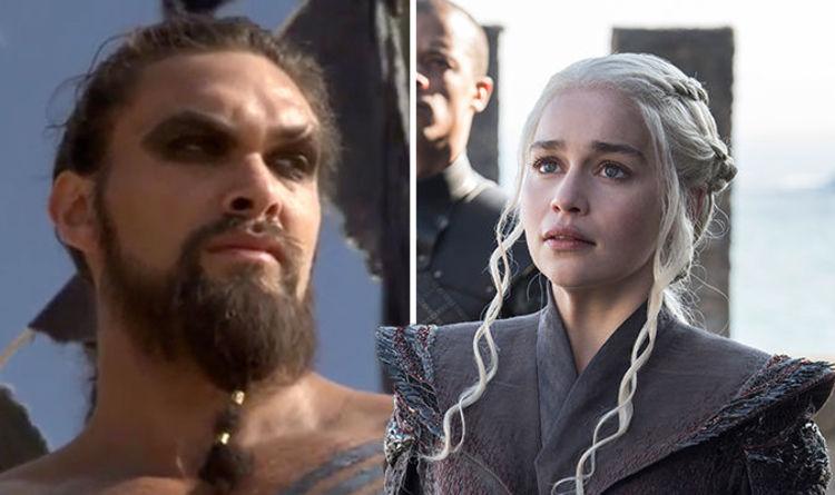 Game Of Thrones Season 8 News Khal Drogo S Return Confirmed In Series Seven Reveal Tv Radio Showbiz Express Co Uk