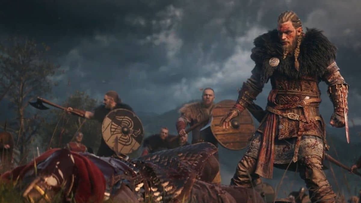 Assassin S Creed Valhalla Trailer Out Game To Release This Holiday