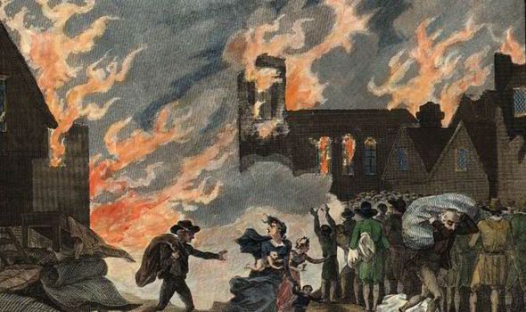 Top 10 Facts About The Great Fire Express