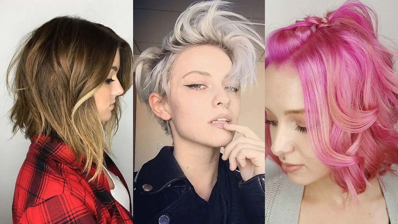 12 Short Hairstyles for Women with Thin Hair  Fashionisers©
