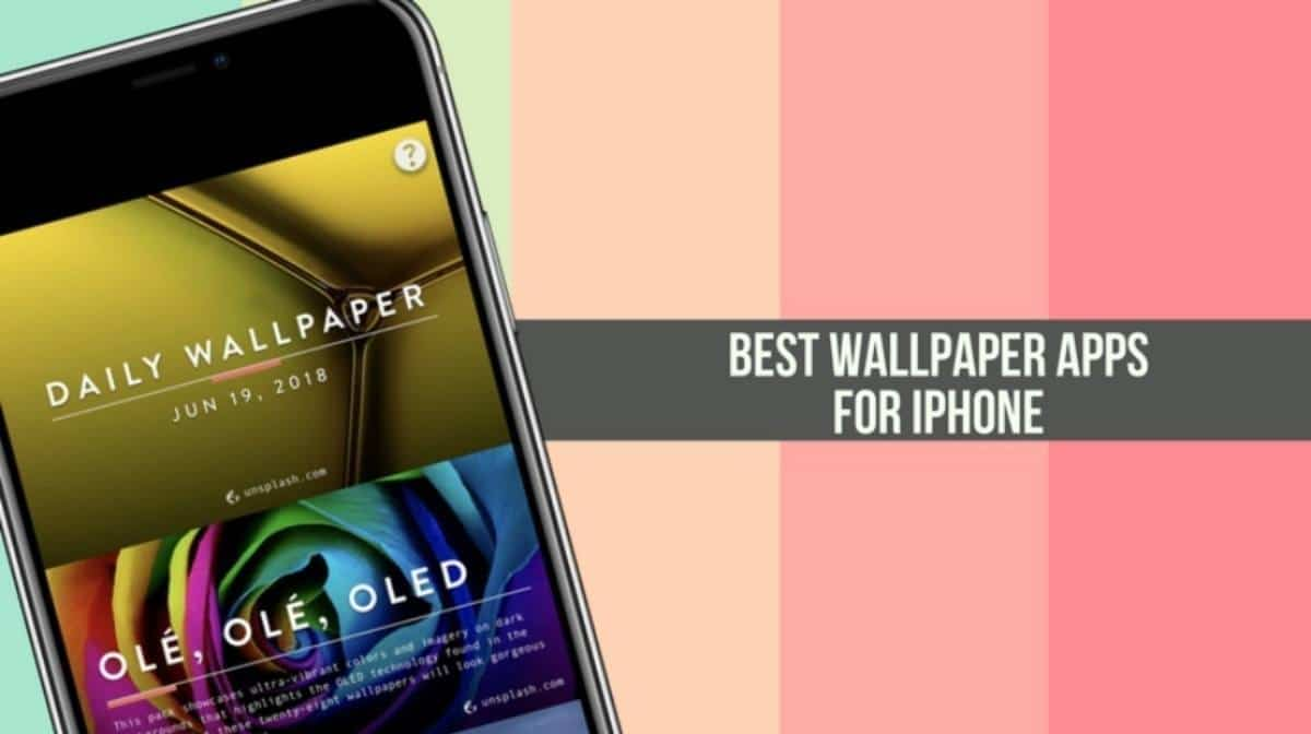 Wallpaper Apps For iPhone In 2020