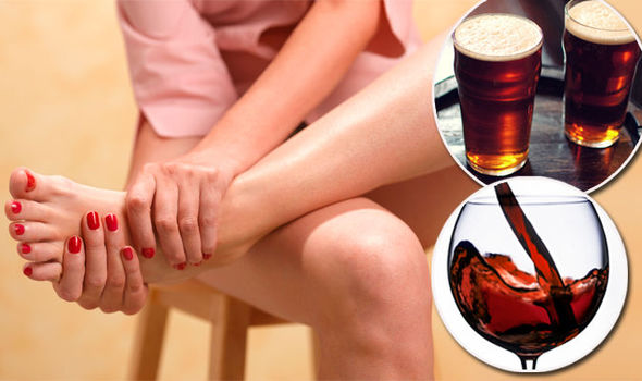 Gout symptoms, treatment and diet: Foods to avoid and what
