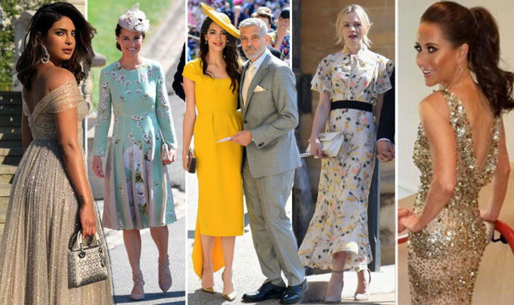 b7ee2e6c44caa Royal Wedding best dressed guests  Who stunned at Meghan Markle   Prince  Harry s nuptials
