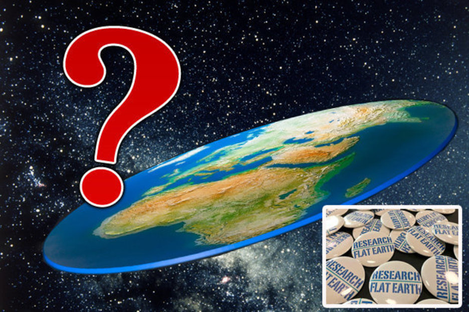 5d50e03721192 Flat earth theory  Conference in Canada hears of NASA cover-up - Daily Star