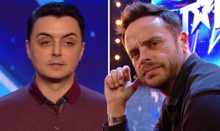 Britain's Got Talent 2018: Marc Spellman's magic trick