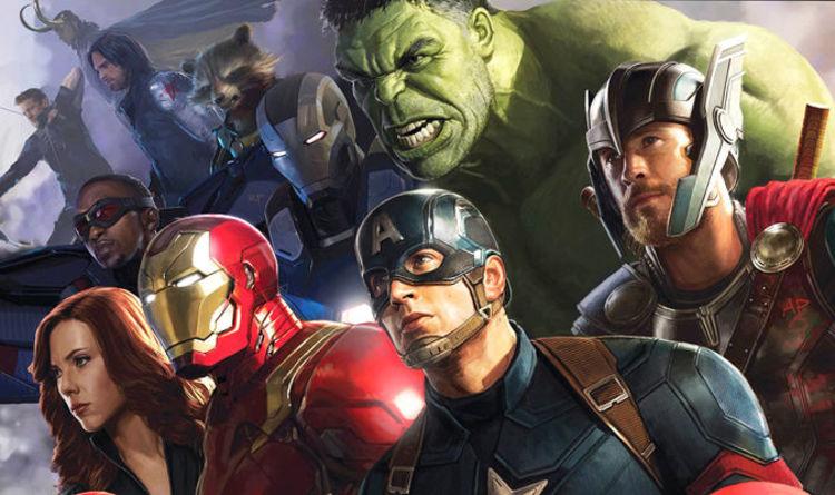 Avengers 4 Release Date Cast Time Travel Captain Marvel Does It