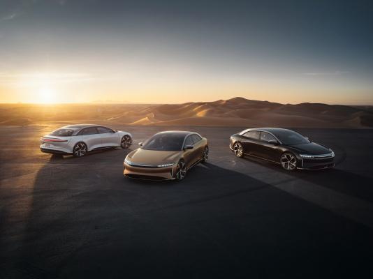 Lucid Motors Reveals Its Long Awaited Air Electric Sedan Techcrunch