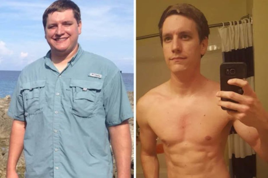 How to lose weight: Reddit user reveals how he lost 3st and got