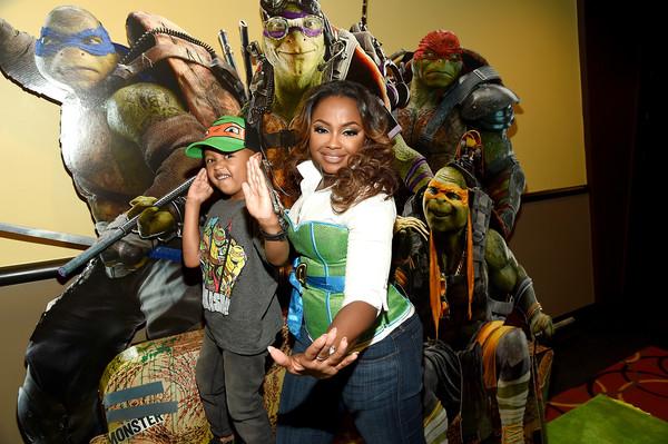 Phaedra Parks Hosts Atlanta Screening Of Teenage Mutant Ninja