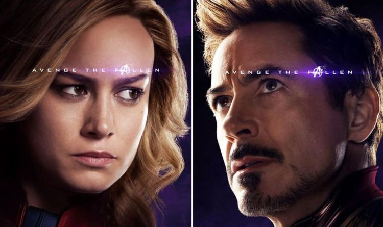Avengers Endgame Character Posters Confirm New Survivors And Victims