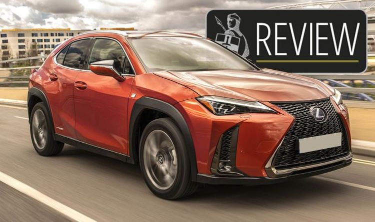 Lexus UX 2019 REVIEW - One of Toyota's best but not without