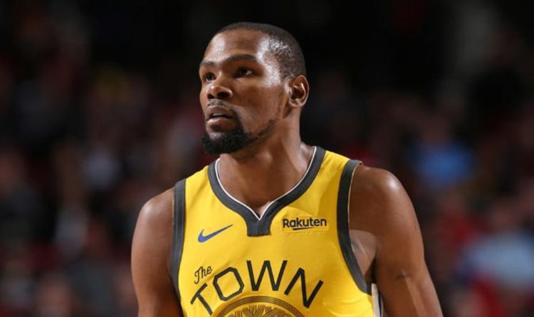 6a74779a1424 Kevin Durant  Warriors star wants to join New York Knicks to build an  EMPIRE - NBA expert