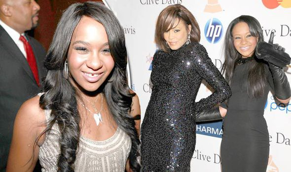 Whitney Houstons Daughter Bobbi Kristina Passes Away Aged 22