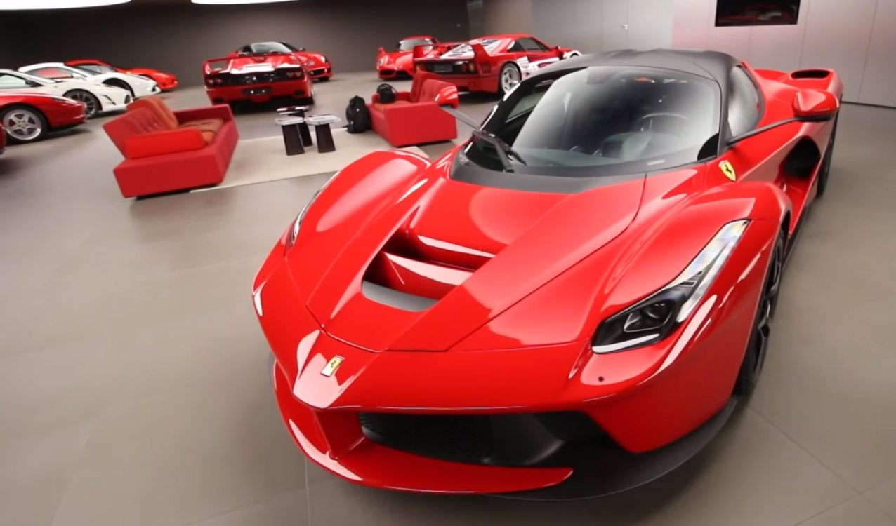 6064258179 Swiss Ferrari Collection May be the Greatest Ever