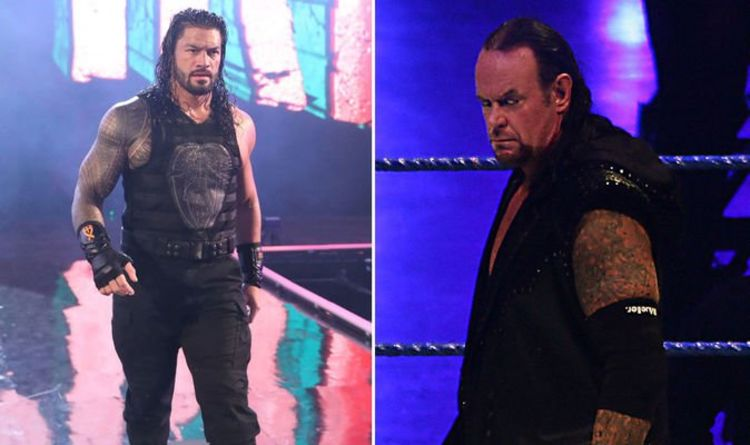 WWE reveal shock name for Undertaker and Roman Reigns tag team ahead